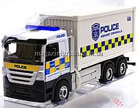 Машинка игровая автопром «Полицейская машинка» (свет, звук) 7791, фото 4