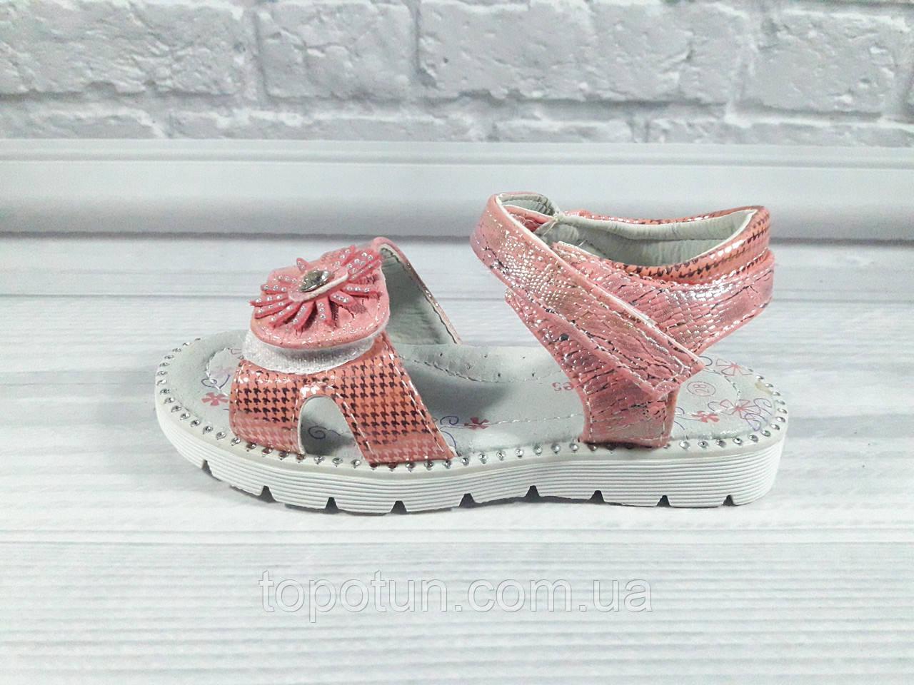 "Босоножки для девочки ""Lillin Shoes"" Размер: 29"