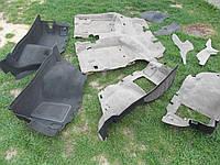 Шумоизоляция салона volvo v40 s40 вольво коврик обшивка салона багажника 96-04