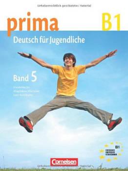 Prima-Deutsch fur Jugendliche 5 (B1) Schulerbuch