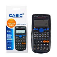 Калькулятор карманный инженерный, 252 функции, 12-разрядный, FX-82ES PLUS 2005-02581