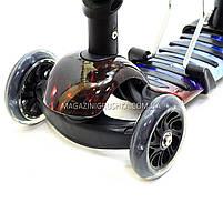 Детский самокат-беговел 5в1 63020 Best Scooter, фото 5