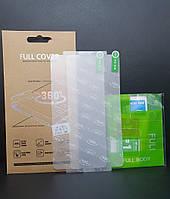 Двусторонняя защитная пленка Full Cover 360 (F+B) для Samsung Galaxy S8 Plus