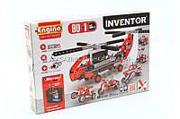 Конструктор Engino - 90в1 с электродвигателем (9030), фото 1