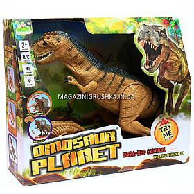 Динозавр «Тиранозавр» на радиоуправлении (звук, свет) RS6121A