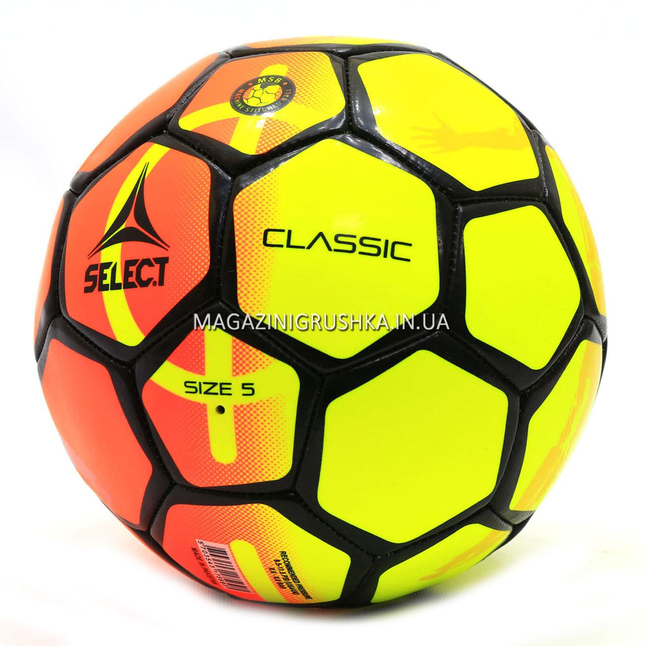 М'яч футбольний SELECT Classic