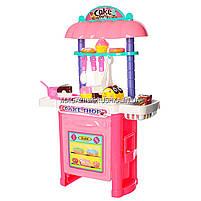 Игровая кухня Funny Game 36778-110 Кондитерская, Фастфуд, Фрукты и овощи, фото 2
