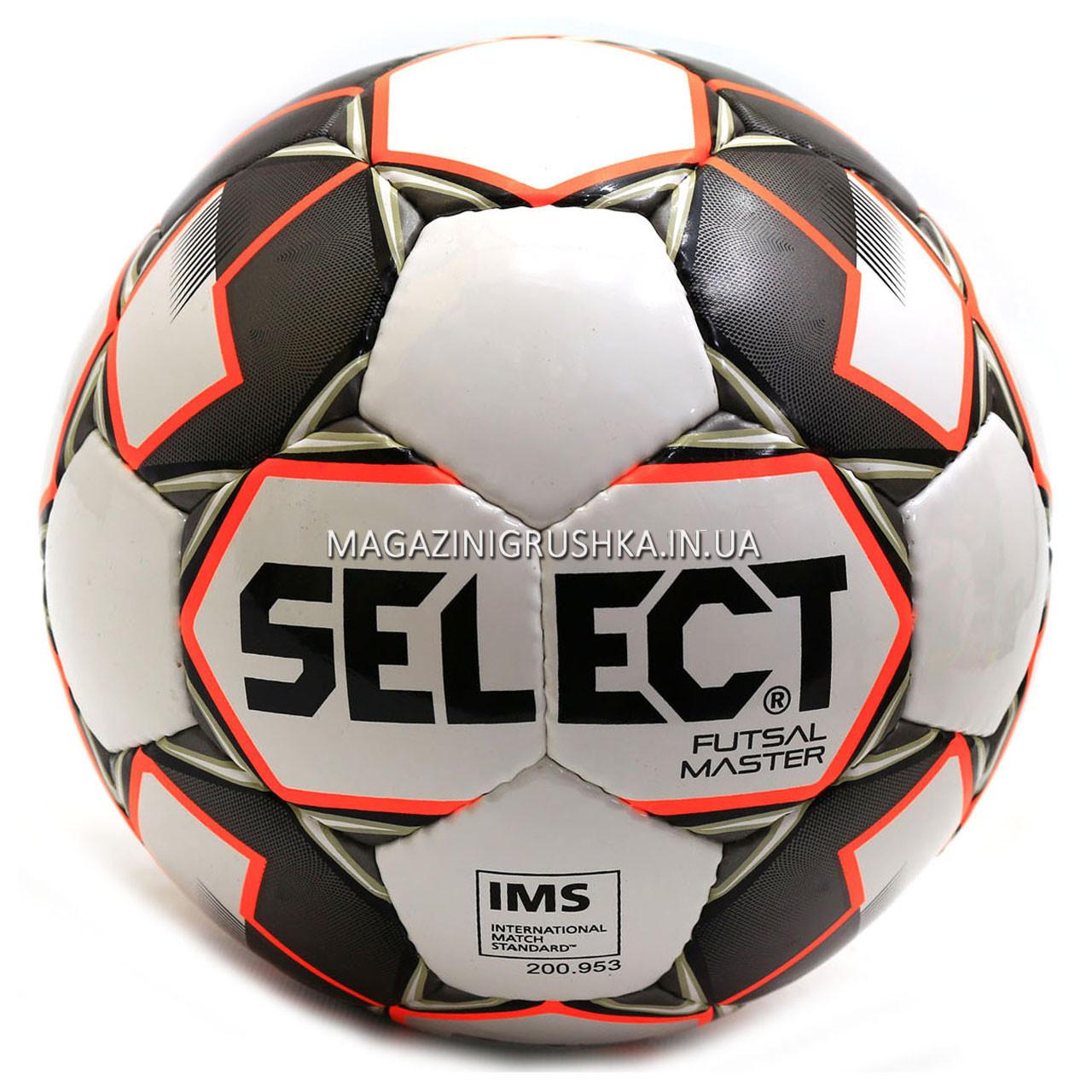Мяч футзальный SELECT Futsal Master Shiny (IMS) - 4