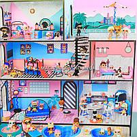 Игровой меганабор с куклами L.O.L. - Модный особняк с аксессуарами (555001), фото 3
