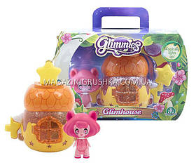 Ігровий набір - Будиночок пухнастика Glimmies (GLM03300/UA)