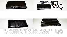 Портативный телевизор Noisy TV 701G USB SD Черный