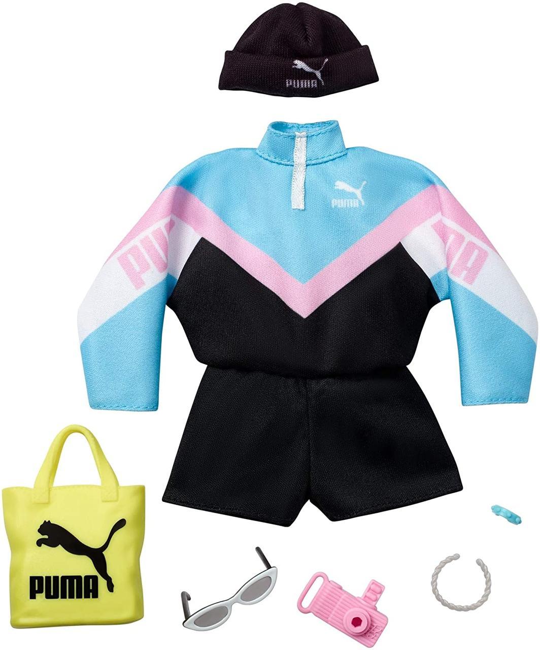Одяг для ляльок Барбі Puma Sport Jumpsuit