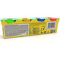 Набор для лепки Play-Doh - Масса для лепки (4 баночки - 224 гр) 23241, фото 2