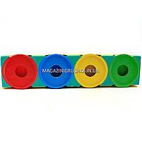 Набор для лепки Play-Doh - Масса для лепки (4 баночки - 224 гр) 23241, фото 3