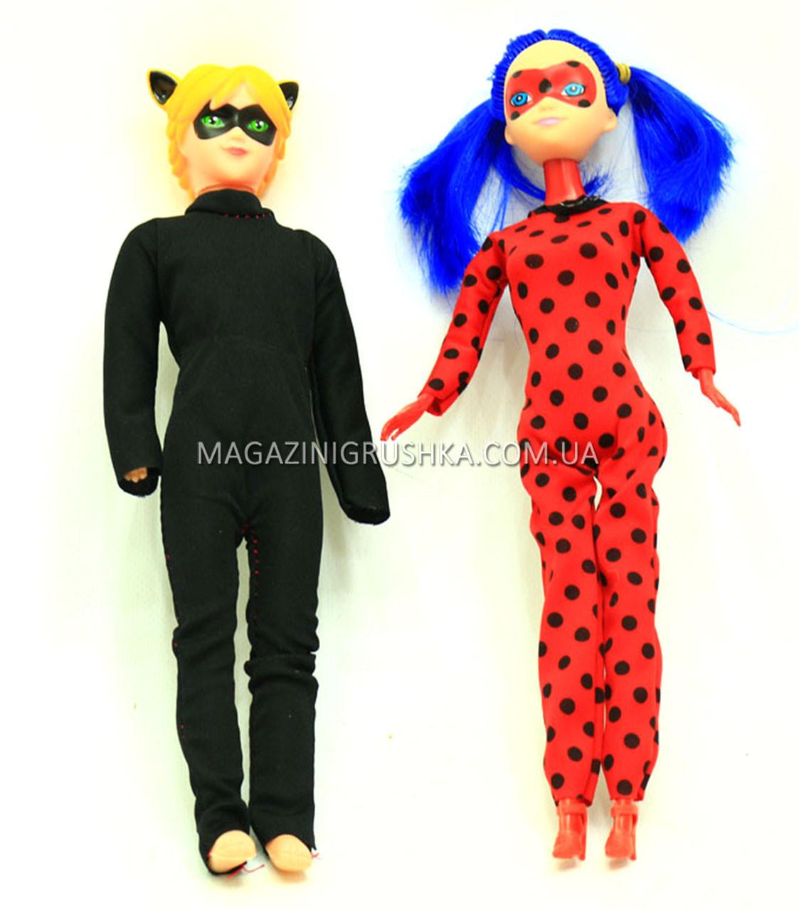 Набор кукол «Леди Баг и Суперкот» MK6-5