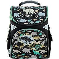 Рюкзак школьный каркасный ортопедический GoPack Education Dinosaurs GO20-5001S-12, фото 1