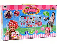 Игровой набор «Сладости» 36778-89 с чемоданом, в коробке, фото 6