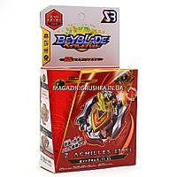 Игровой набор БейБлейд (Beyblade) с ручкой 4 сезон - Ахиллес Зет BB841, фото 5