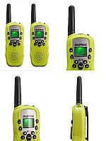 Рация Baofeng MiNi BF-T2 PMR446 2 шт Yellow