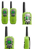 Рация Baofeng MiNi BF-T2 PMR446 2 шт Green