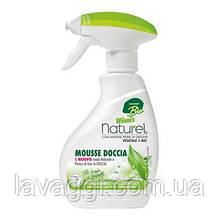 Гипоалергенный мус для душа с экстрактом зеленого чая Winni's Naturel Mousse Doccia Thè Verde e Betulla 250 ml