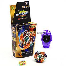 Игровой набор БейБлейд волчок игрушка S3 Фафнир Ф4 Призрак (4 сезон) B-122-A-B