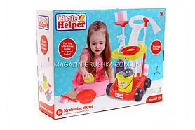 Игровой набор для уборки Little Helper 667-33