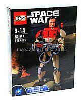 Конструктор Звёздные войны Star Wars Space Wars арт. 619 Бэйз Мальбус 148 деталей
