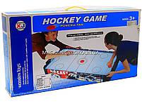 Настольная игра «Аэрохоккей» настольный хоккей A002D, фото 2