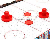 Настольная игра «Аэрохоккей» настольный хоккей A002D, фото 3
