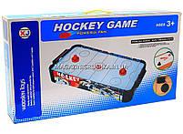 Настольная игра «Аэрохоккей» настольный хоккей A002D, фото 5