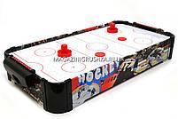 Настольная игра «Аэрохоккей» настольный хоккей A002D, фото 6