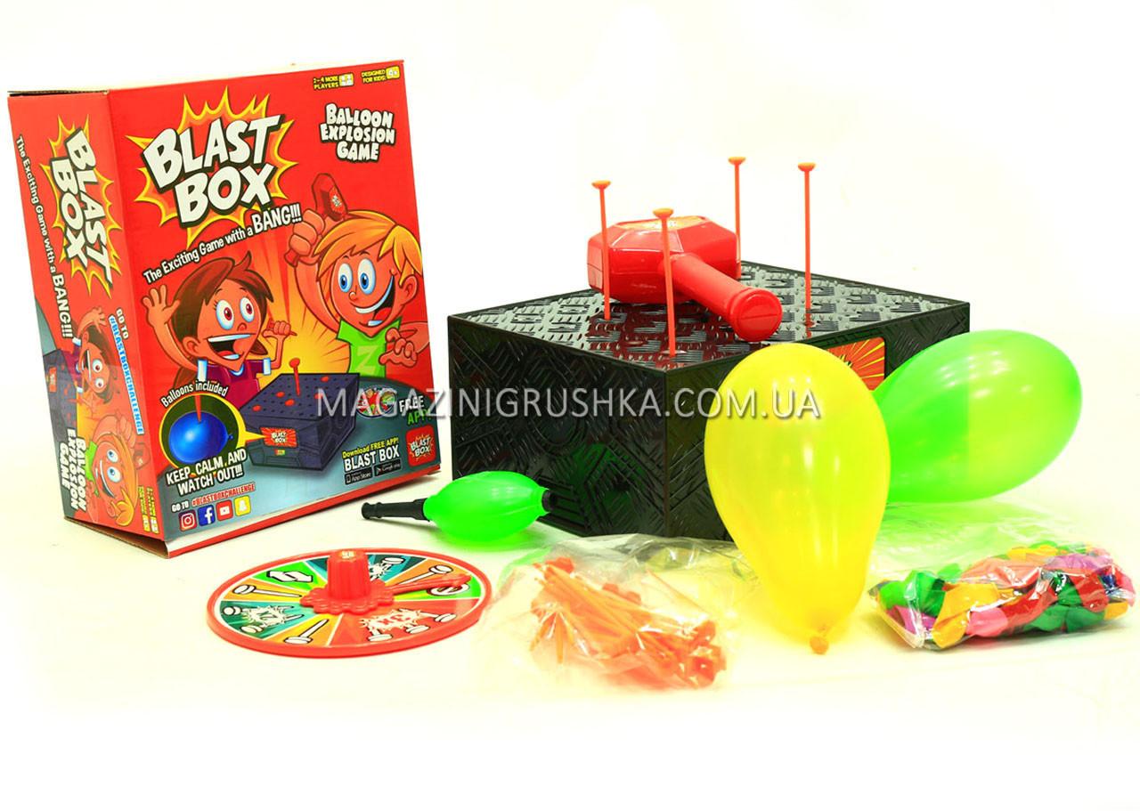 Настольная игра «Взрывная коробка» 1111-23