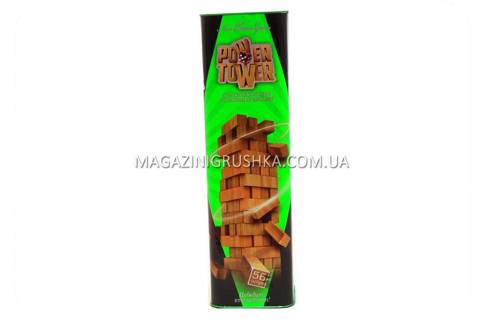 Настольная игра «Дженга. Падающая башня» РТ-01