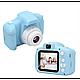 Детский цифровой фотоаппарат Kids Camera GM14 с записью видео Синий, фото 2
