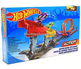 Игровой трек «Hot wheels» - Суперскоростная трасса DJC05