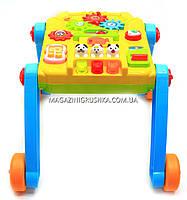 Игровой центр детские ходунки 869-15, фото 7