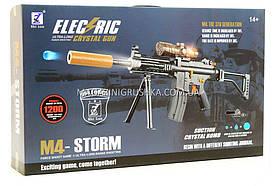 Іграшковий автомат M4-STORM (c водними кульками) 3342
