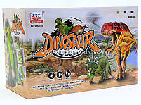 Игрушечный Динозавр (ходит, издает реалистические звуки) WS5302, фото 4