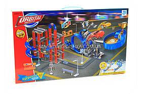 Іграшковий паркінг-трек «Orbital Rasing car» 8899-82