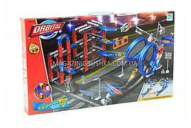 Іграшковий паркінг-трек «Orbital Rasing car» 8899-93