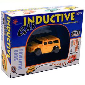 Индукционная (индуктивная) машинка Gold Light 8*3*5 см (777-005D)