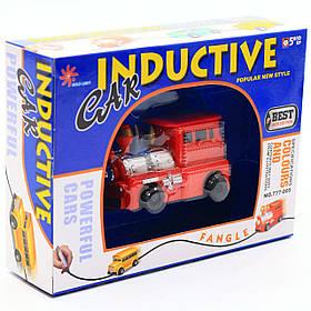 Индукционная (индуктивная) машинка-поезд Gold Light 8*3*5 см (777-005С)