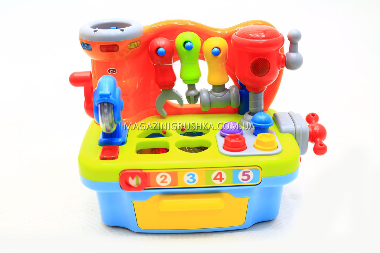 Интерактивная игрушка «Умелый мастер» 7447