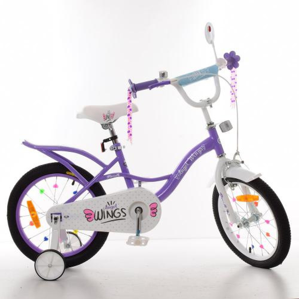 """Велосипед 2-х кол.детский Profi Angel Wings 16"""" SY16193"""