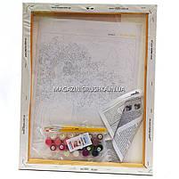 Картина по номерам бархатные пионы КНО 2931, фото 2