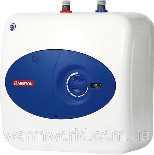 Електричний водонагрівач Ariston Ti Shape 15 Ur (під мийкою)