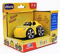 Машинка детская игровая Chicco - «YURI» 09360.00