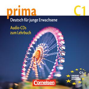 Prima-Deutsch fur Jugendliche 7 (C1) CD