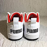Кроссовки puma puma rebound layup lo 370490-01 37,5 размер, фото 4